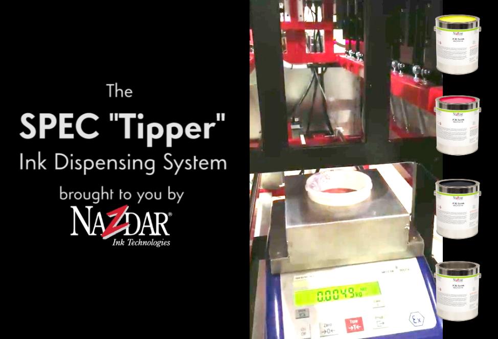 Quot Tipper Quot Ink Dispensing System
